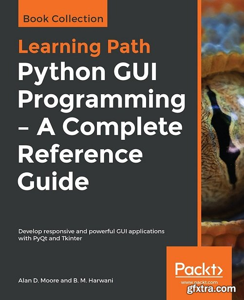Python GUI Programming: A Complete Reference Guide