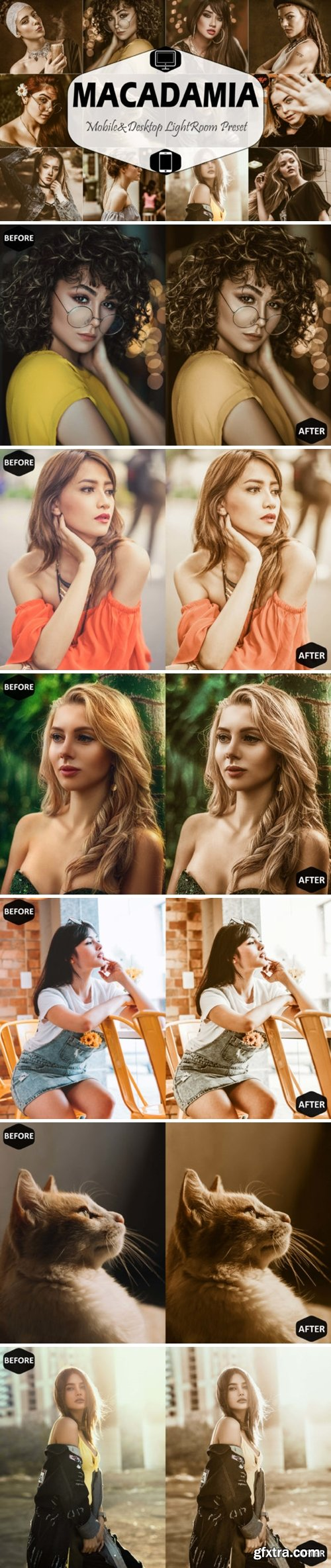Macadamia Mobile Desktop Lightroom Preset 1629253