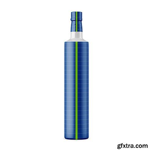 Glossy Olive Oil Bottle 36795