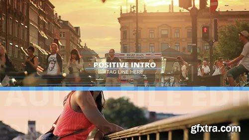 Videohive - Positive Intro - 15339359