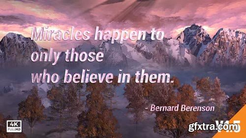 Videohive - Quotes Pack - 21461227