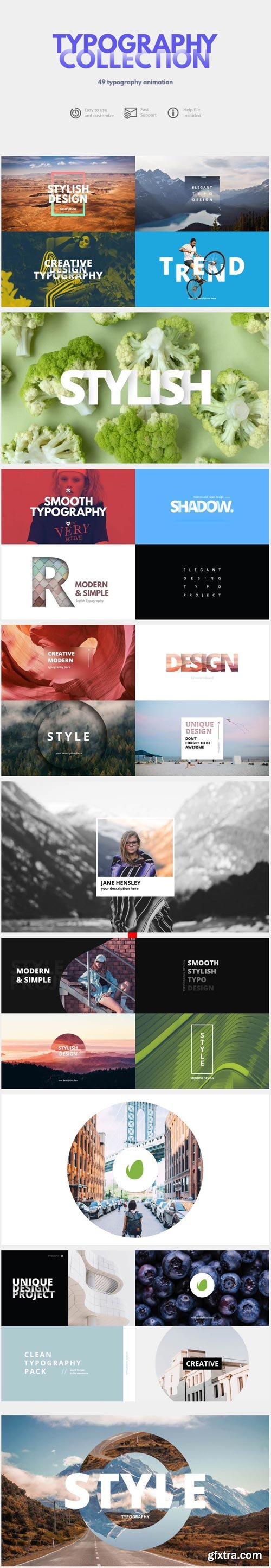 Videohive - Typography - 21571786