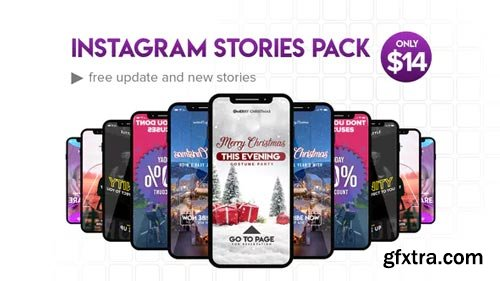 Videohive - Instagram Stories - 22885727