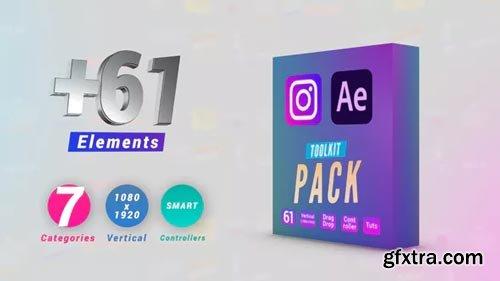 Videohive - Instagram Toolkit Pack - 23360273