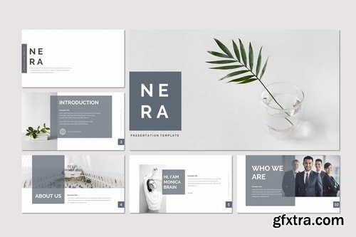 Nera - Powerpoint Google Slides and Keynote Templates
