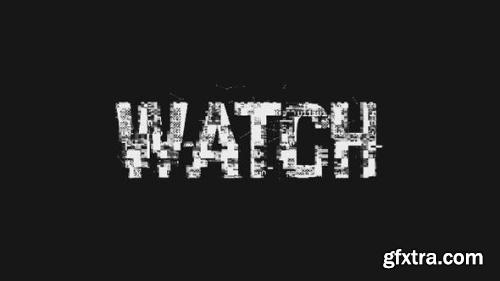 VideoHive Digital Glitch Hack 7859064