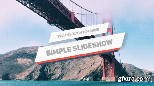 VideoHive Simple Slideshow 10517006