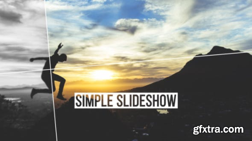VideoHive Simple Slideshow 11911457