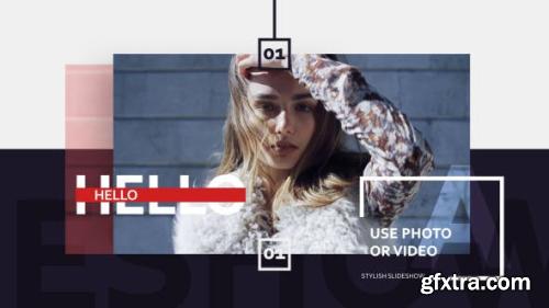 VideoHive Stylish Slideshow 15326018