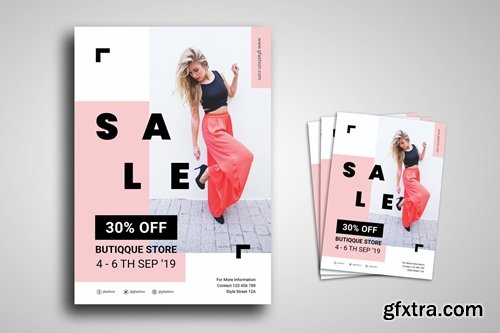 Fashion Promo Flyer