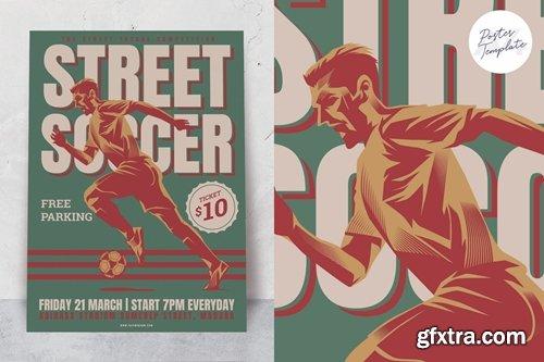 Soccer Poster Template