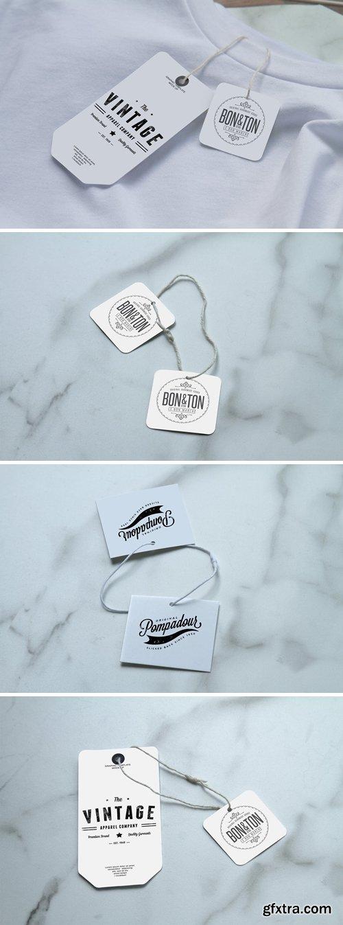 Multipurpose Labels Mockup
