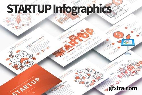 Startup - Keynote Infographics Slides