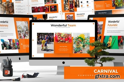 Carnival - Powerpoint Template