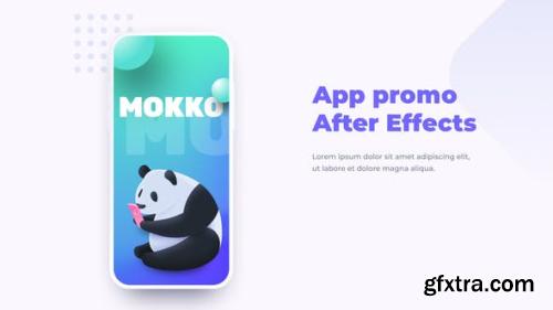 VideoHive Mokko - App Promo Mock-up Mobile Presentation 24144177