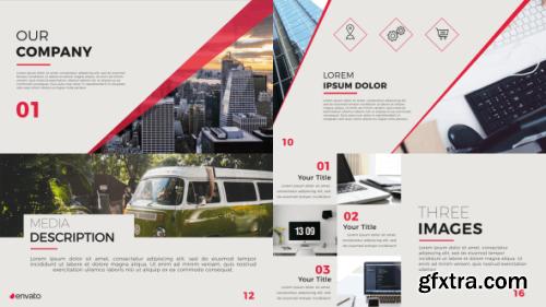 VideoHive Clean Corporate Presentation 20579457