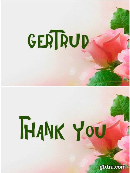 Gertrud Font