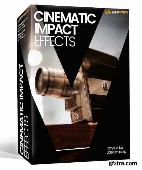 Burgh Records – Cinematic Impact Sound Effects