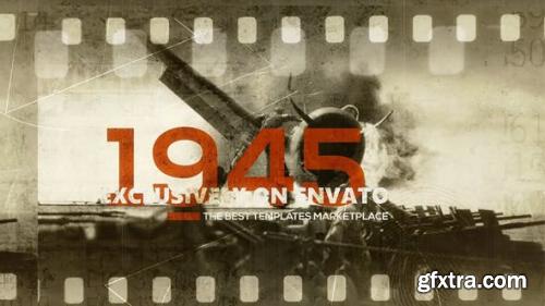 VideoHive 1945 History Opener 18248223