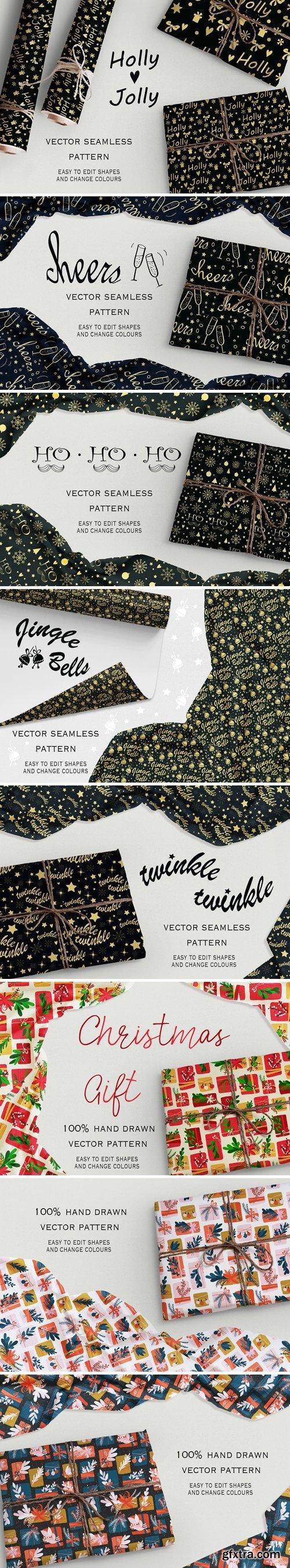 seamless pattern Bundle