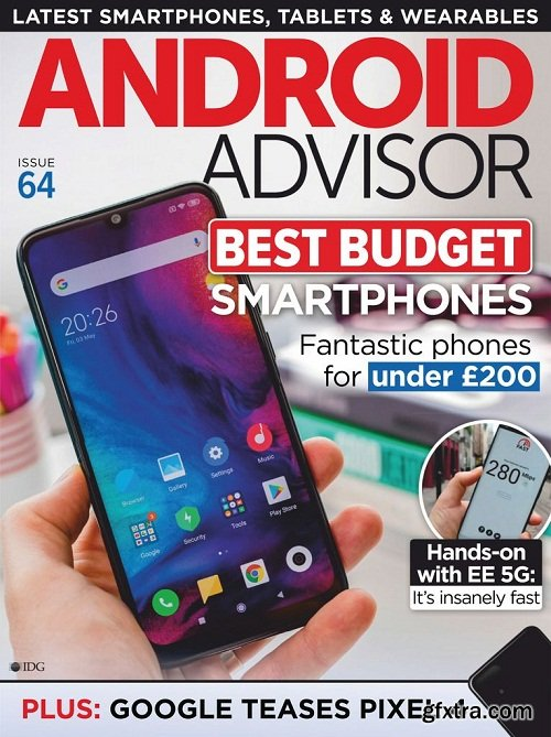Android Advisor - Issue 64 , 2019