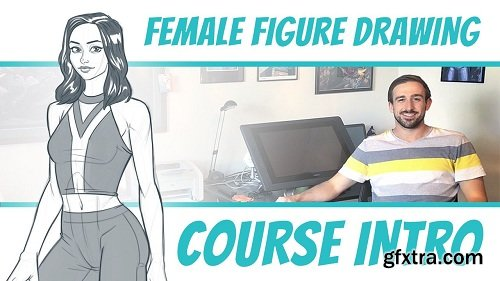 Figure Drawing Basics - The Female Figure