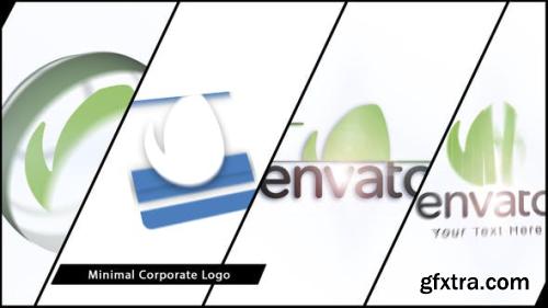 VideoHive Minimal Corporate Logo 16337123
