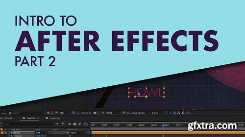 Animating With Layers: Intro To After Effects (Part 2)