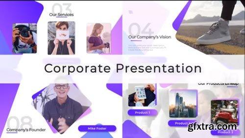 Videohive - Corporate Video Presentation - 22096508