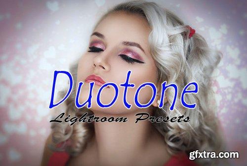 Duotone Instagram Blogger Lightroom Presets