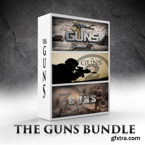 TH Studio Production – The Guns Bundle