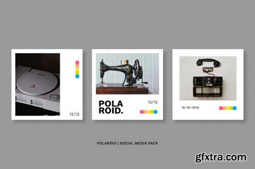 Polaroid Social Media Pack