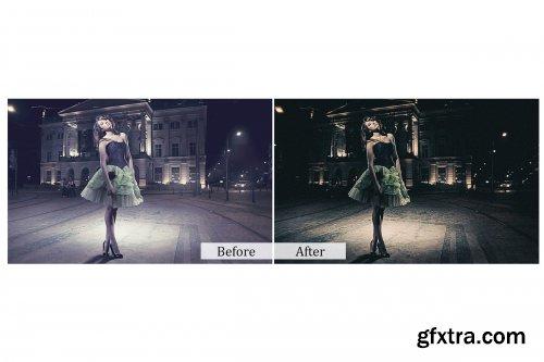 CreativeMarket - 240 Fantasy Photoshop Actions 3934596