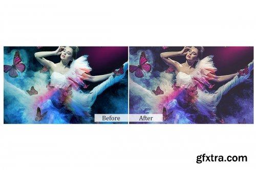 CreativeMarket - 65 Fairytale Photoshop Actions 3934574