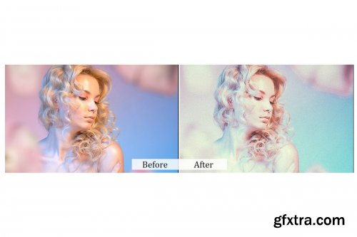 CreativeMarket - 70 Faded Photoshop Actions 3934453