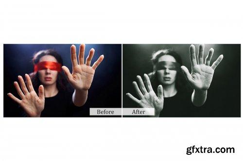 CreativeMarket - 80 Duotone Photoshop Actions 3934435
