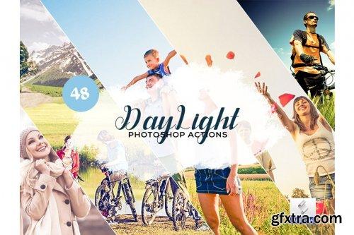 CreativeMarket - 48 DayLight Lightroom Presets 3934331