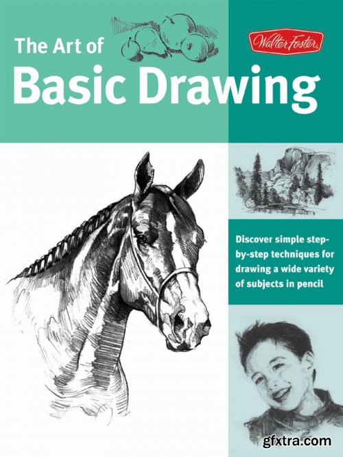 Art of Basic Drawing: Discover simple step-by-step techniques for drawing a wide variety of subjects in pencil