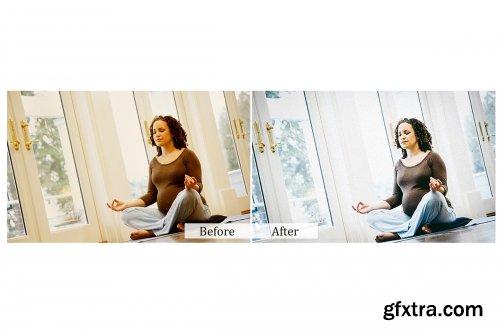 CreativeMarket - 75 Maternity Photoshop Actions 3937857