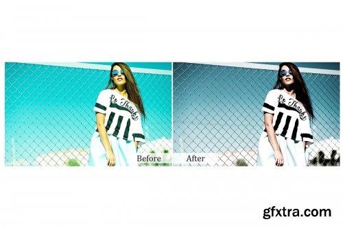 CreativeMarket - 90 Instagram Photoshop Actions 3948322