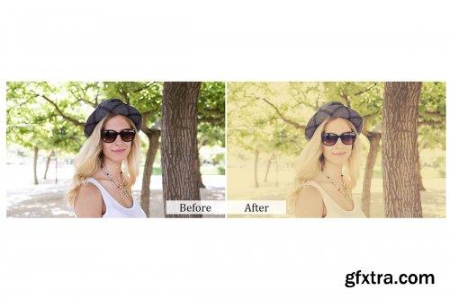 CreativeMarket - 55 Fashion Photoshop Actions 3948314
