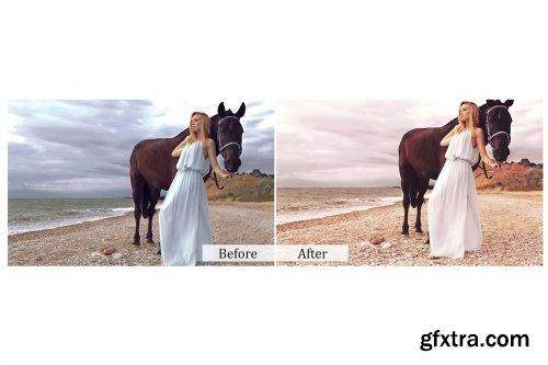 CreativeMarket - 80 Film Photoshop Actions 3937468