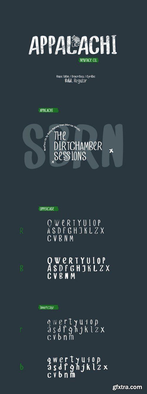 Mix Fonts Bundle 78