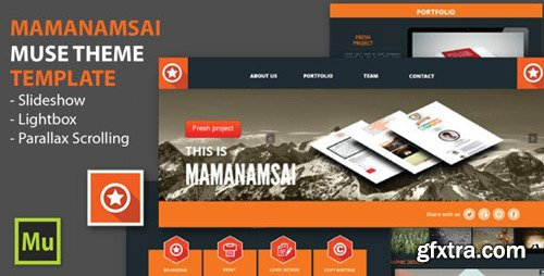 ThemeForest - Mamanamsai v1.0 - Muse Theme - 6440520