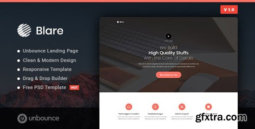 ThemeForest - Blare v1.0 - Business Unbounce Landing Page Template - 23341015