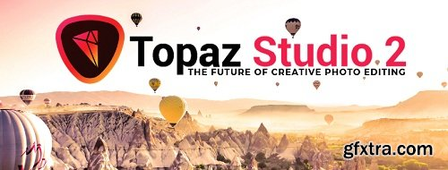 Topaz Software & Plug-ins Bundle for Adobe Photoshop (Updated 08.2019) WIN