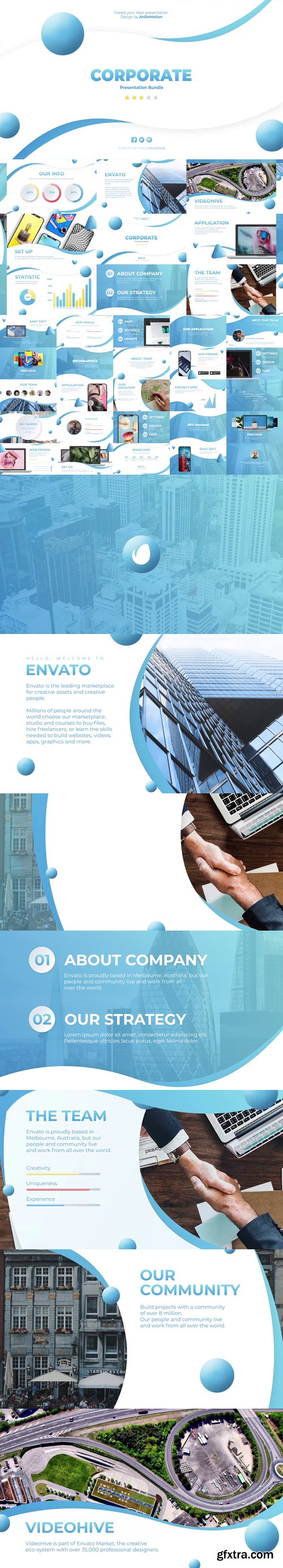 Videohive - Presentation Bundle - 22794489