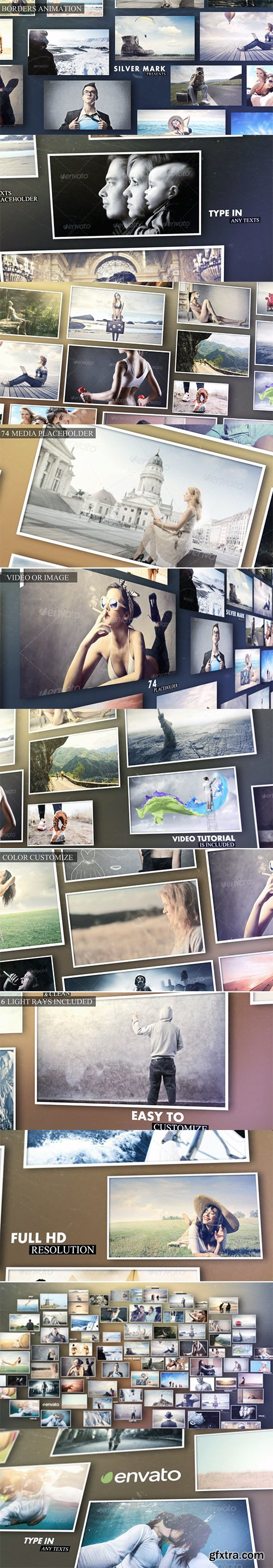 Videohive - 3D Photos Slideshow - V.2 - 7442683