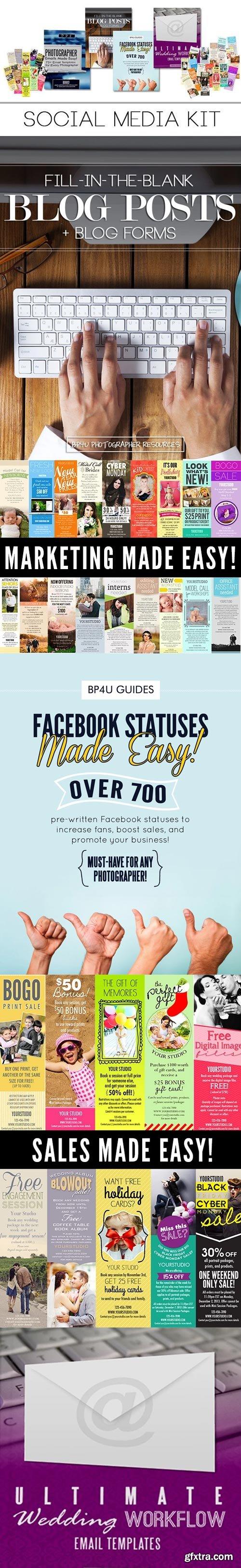 Photographer Resources - Social Media Kit