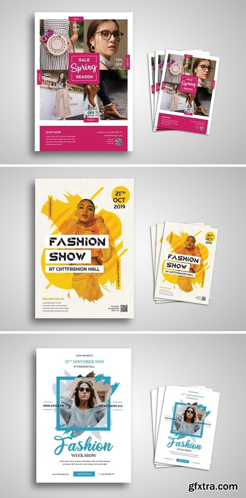 Fashion Flyer Bundle